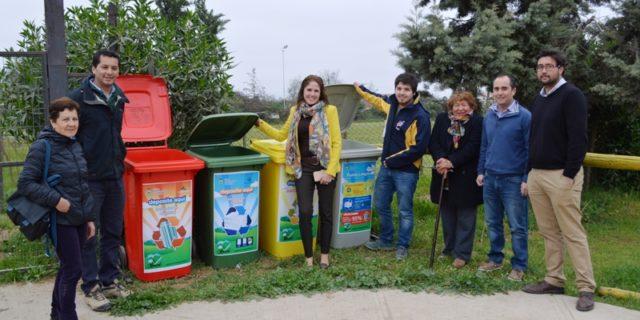 Un nuevo Punto Limpio se instala en la comuna de Olmué