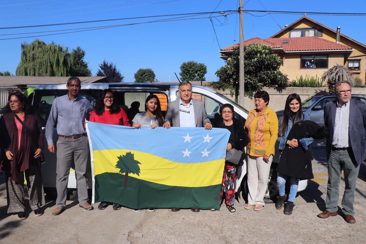 Concón: Dos alumnas de Liceo Politécnico partieron rumbo a Andorra gracias a convenio con el municipio