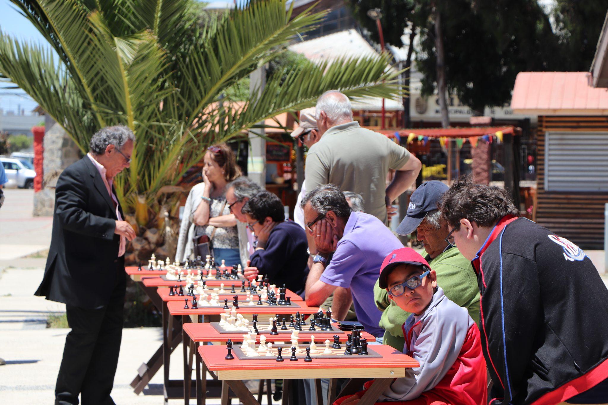 Ajedrecistas cuentan con nuevo punto de encuentro en Quintero